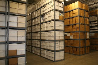 Offsite Records Storage Services in DC
