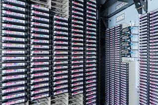 Offsite Tape Storage Services in DC